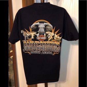 Harley-Davidson men's Graphic tees South Africa